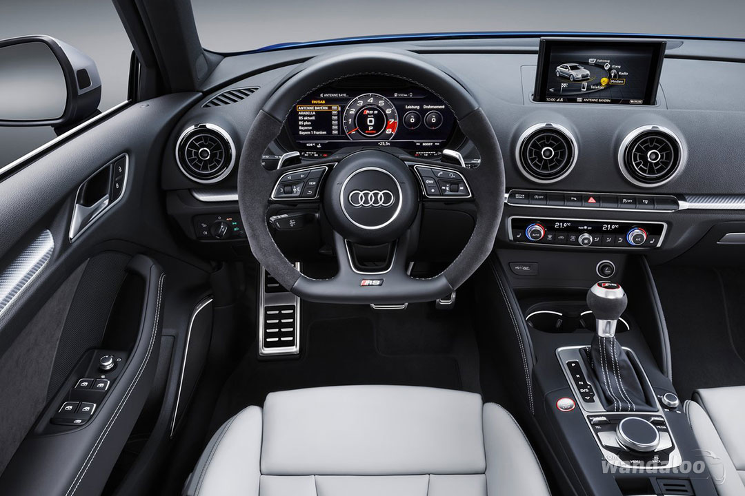 Audi Rs3 Sportback 2018 En Photos Hd Wandaloo Com