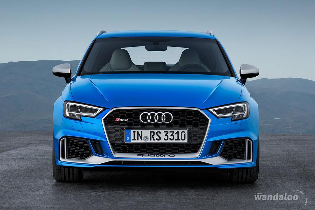 Audi Rs3 Sportback 2018 En Photos Hd