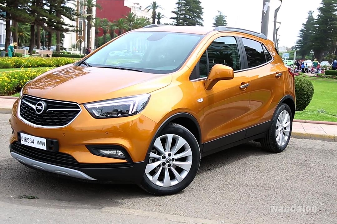 opel mokka x facelift les photos de notre essai en photos hd. Black Bedroom Furniture Sets. Home Design Ideas