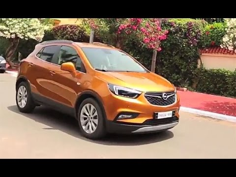 essai opel mokka x 2017 restyl. Black Bedroom Furniture Sets. Home Design Ideas