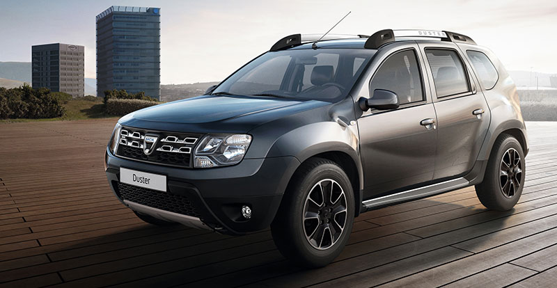 dacia duster edc lancement au maroc. Black Bedroom Furniture Sets. Home Design Ideas