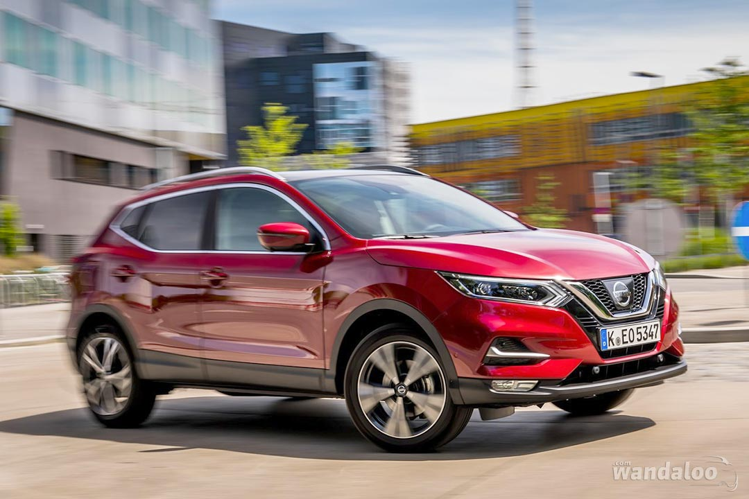2018 nissan qashqai new car release date and review 2018. Black Bedroom Furniture Sets. Home Design Ideas