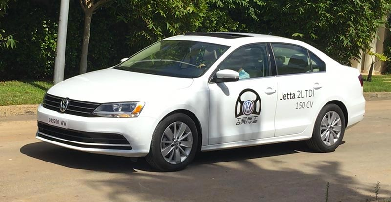 Essai - VW Jetta ou « The family car »
