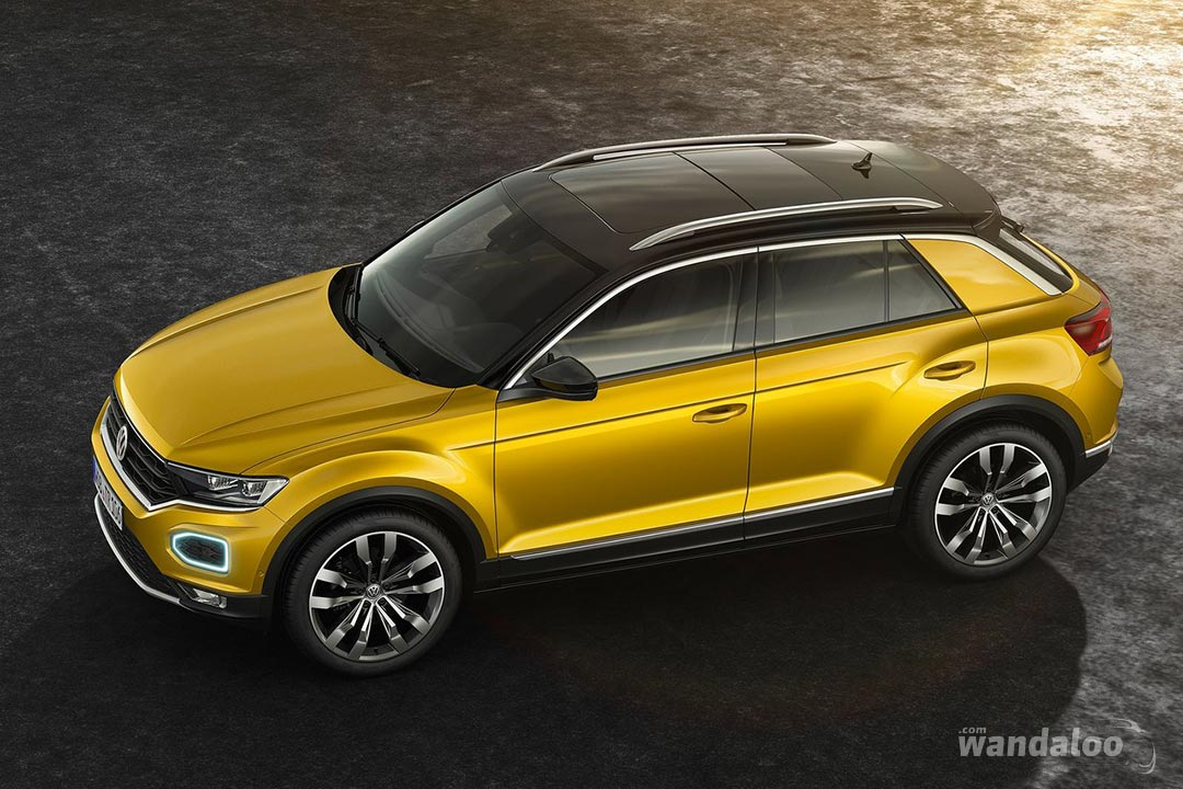 volkswagen t roc 2018 en photos hd. Black Bedroom Furniture Sets. Home Design Ideas
