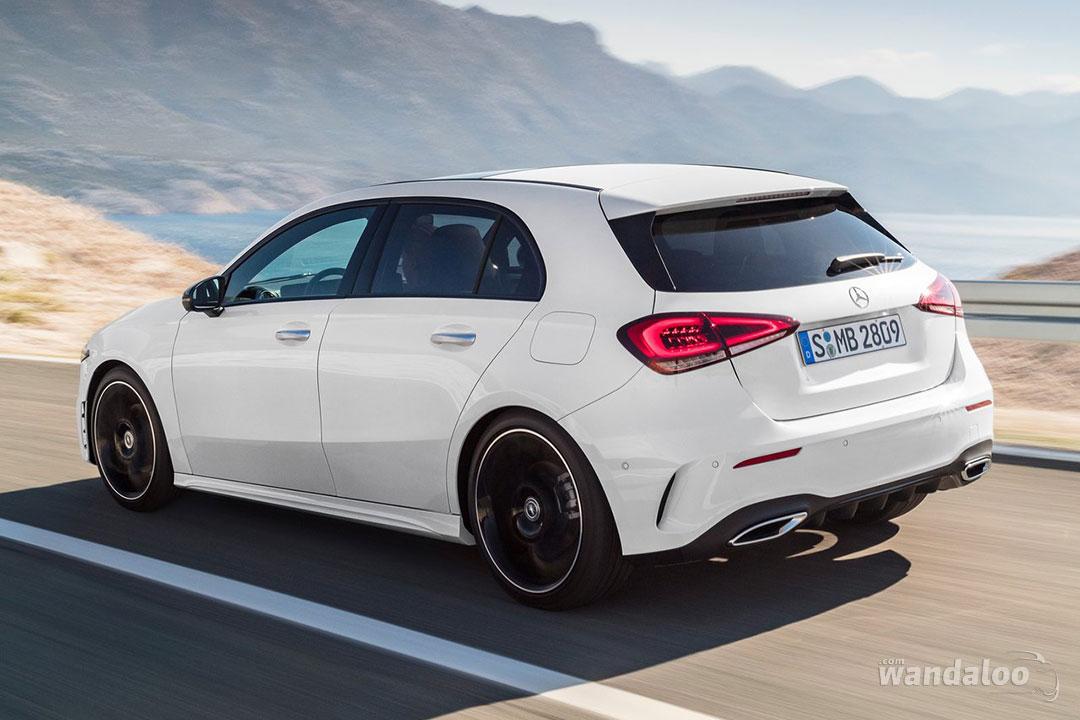 Mercedes Classe A 2019 Wandaloo Com