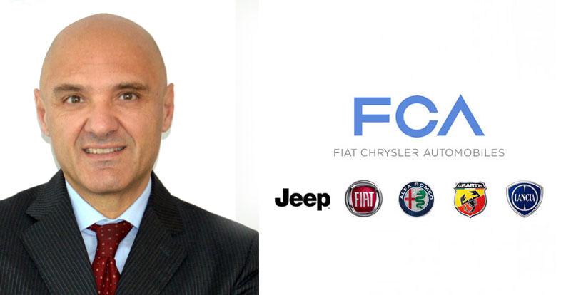 Actu. nationale - Francesco Monaco est le nouveau PDG de FCA Morocco