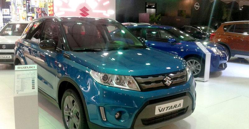 Actu. nationale - Suzuki est de retour sur le marché marocain