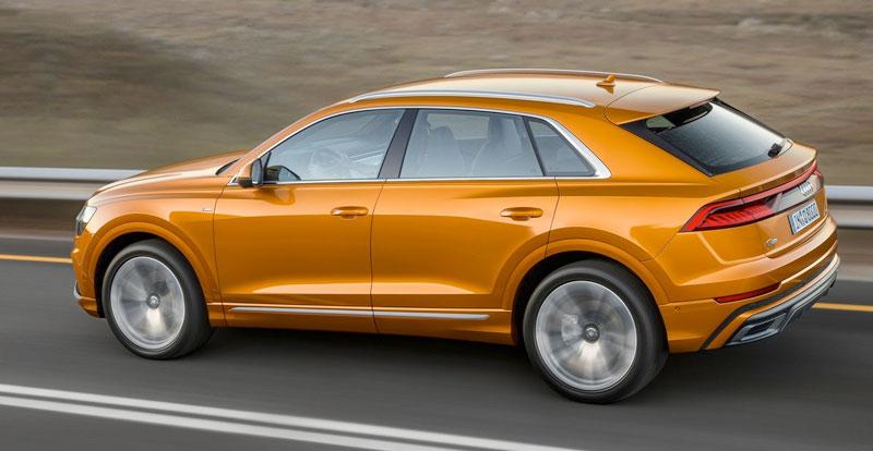 Avant-première - Nouveau Audi Q8 - les premières infos