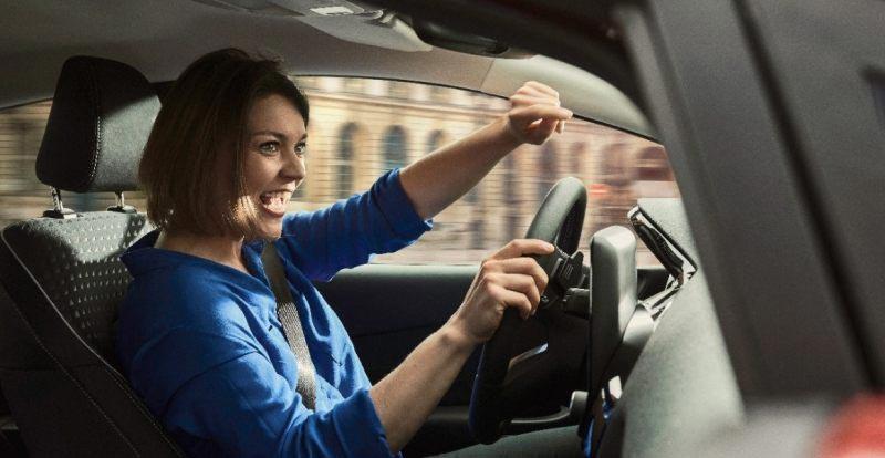 Patchwork - Chanter pourrait réduire le stress au volant ?