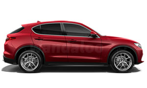 alfa romeo stelvio neuve au maroc prix de vente promotions photos et fiches techniques. Black Bedroom Furniture Sets. Home Design Ideas