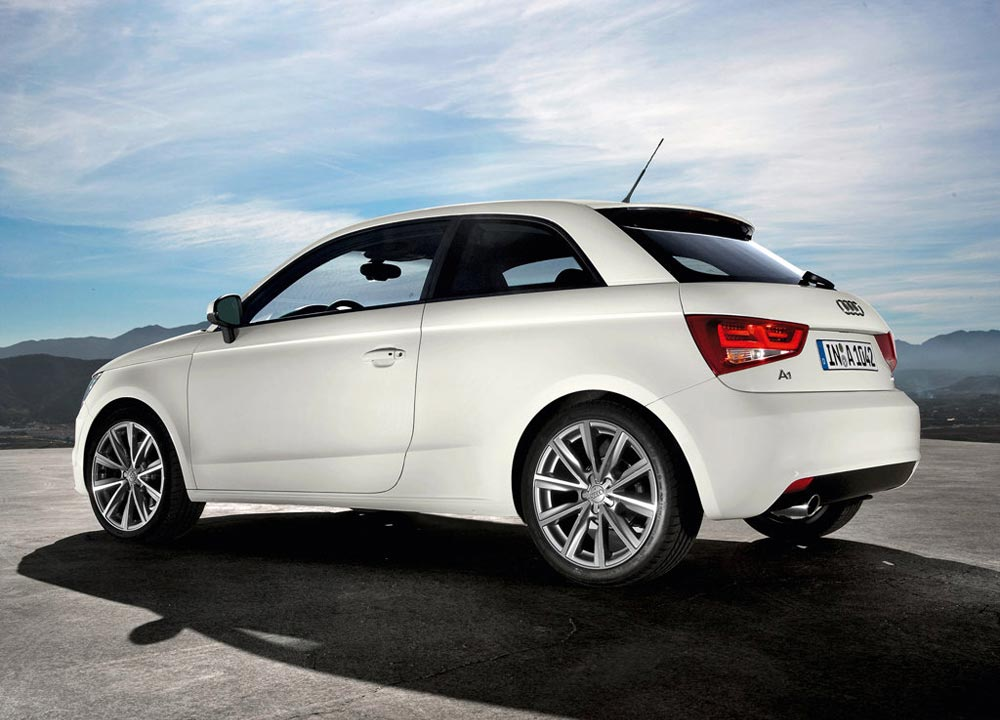 audi a1 en photos hd. Black Bedroom Furniture Sets. Home Design Ideas