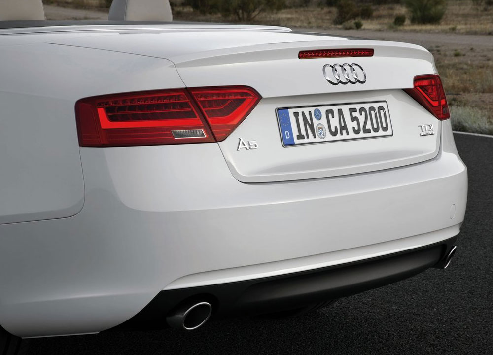 Audi A5 Cabriolet En Photos Hd Wandaloo Com