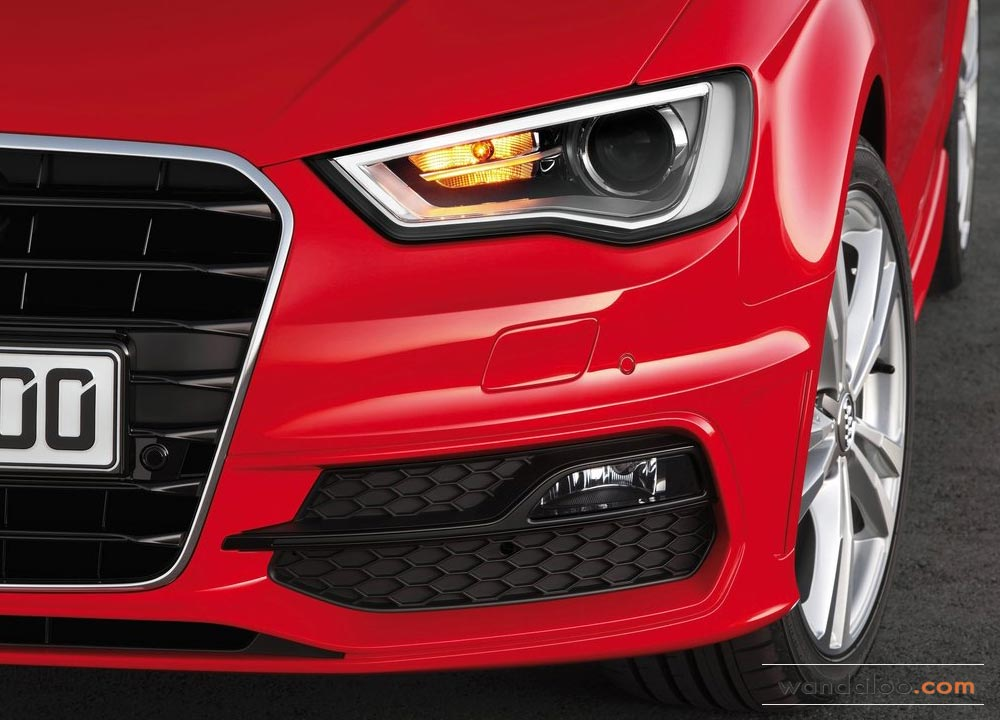 Audi A3 En Photos Hd Wandaloo Com