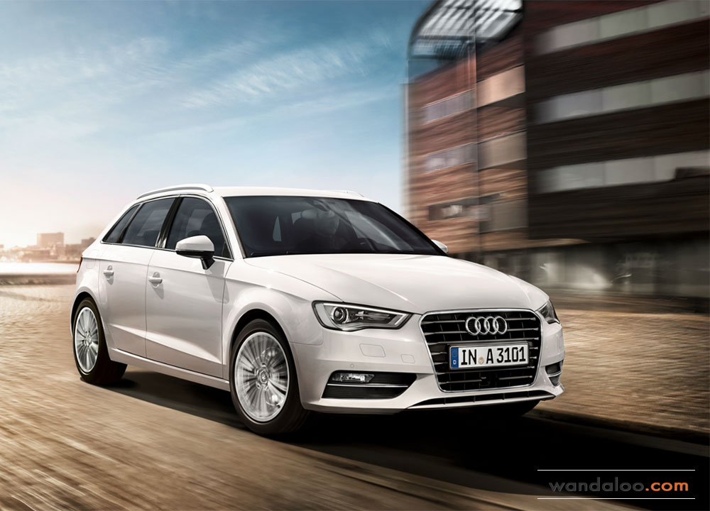 audi a3 sportback photos audi a3 sportback maroc. Black Bedroom Furniture Sets. Home Design Ideas