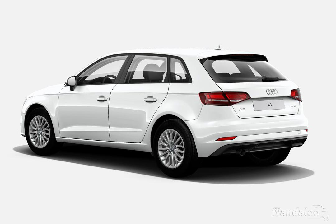 audi a3 sportback en photos hd. Black Bedroom Furniture Sets. Home Design Ideas