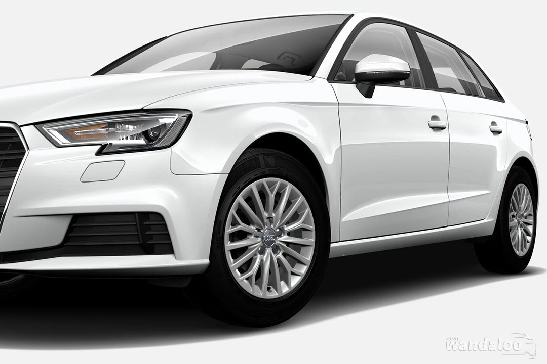 Audi A3 Sportback En Photos Hd Wandaloo Com