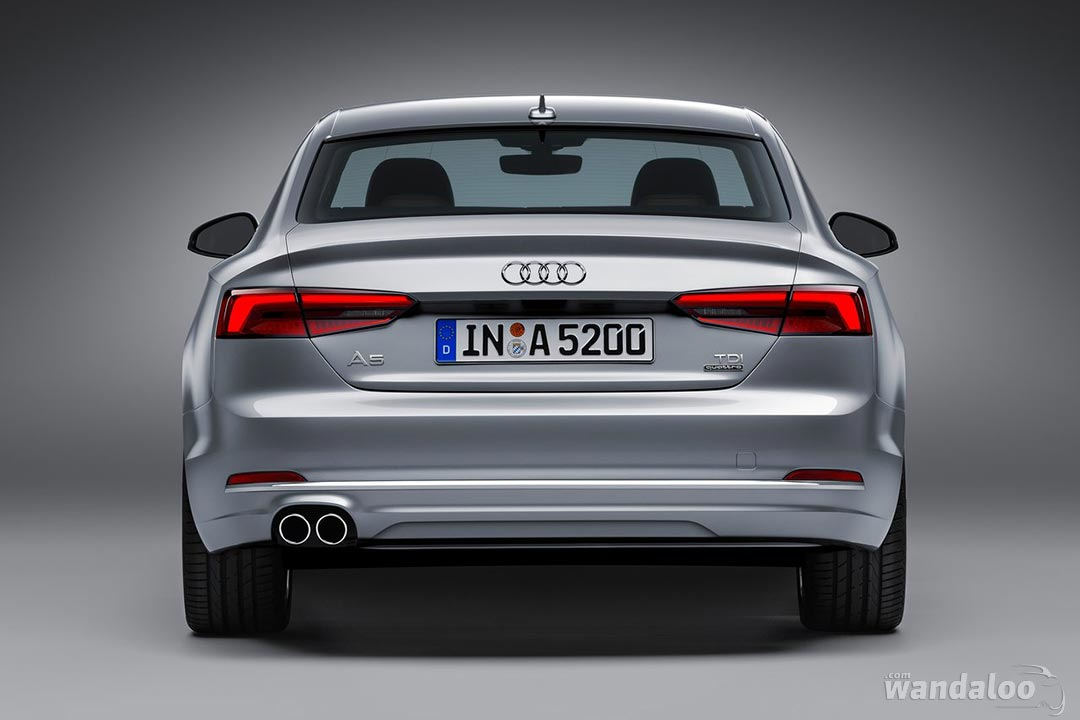 Audi A5 En Photos Hd Wandaloo Com