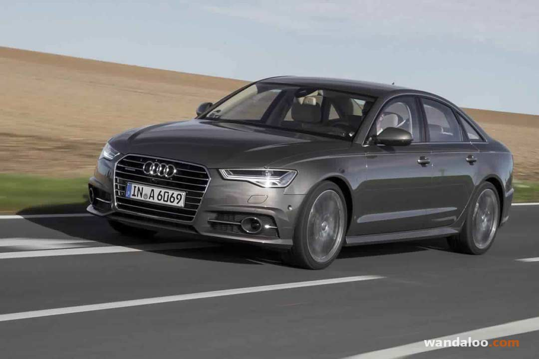 audi a6 en photos hd. Black Bedroom Furniture Sets. Home Design Ideas