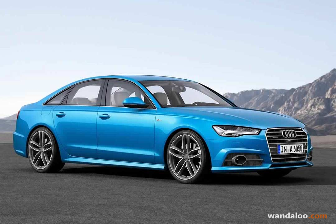 Audi A6 En Photos Hd Wandaloo Com