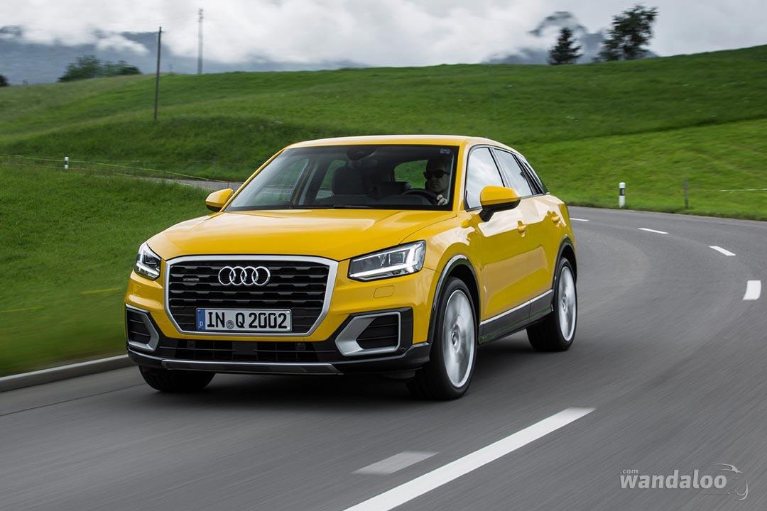 Audi Q2 En Photos Hd Wandaloo Com