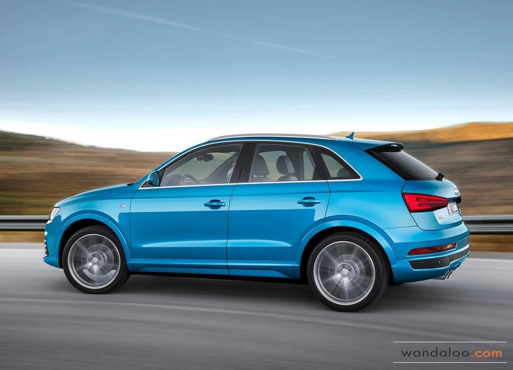 Audi Q3 En Photos Hd Wandaloo Com