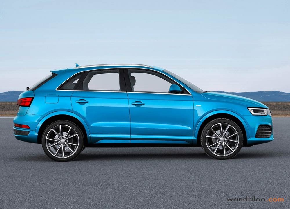 Audi Q3 En Photos Hd