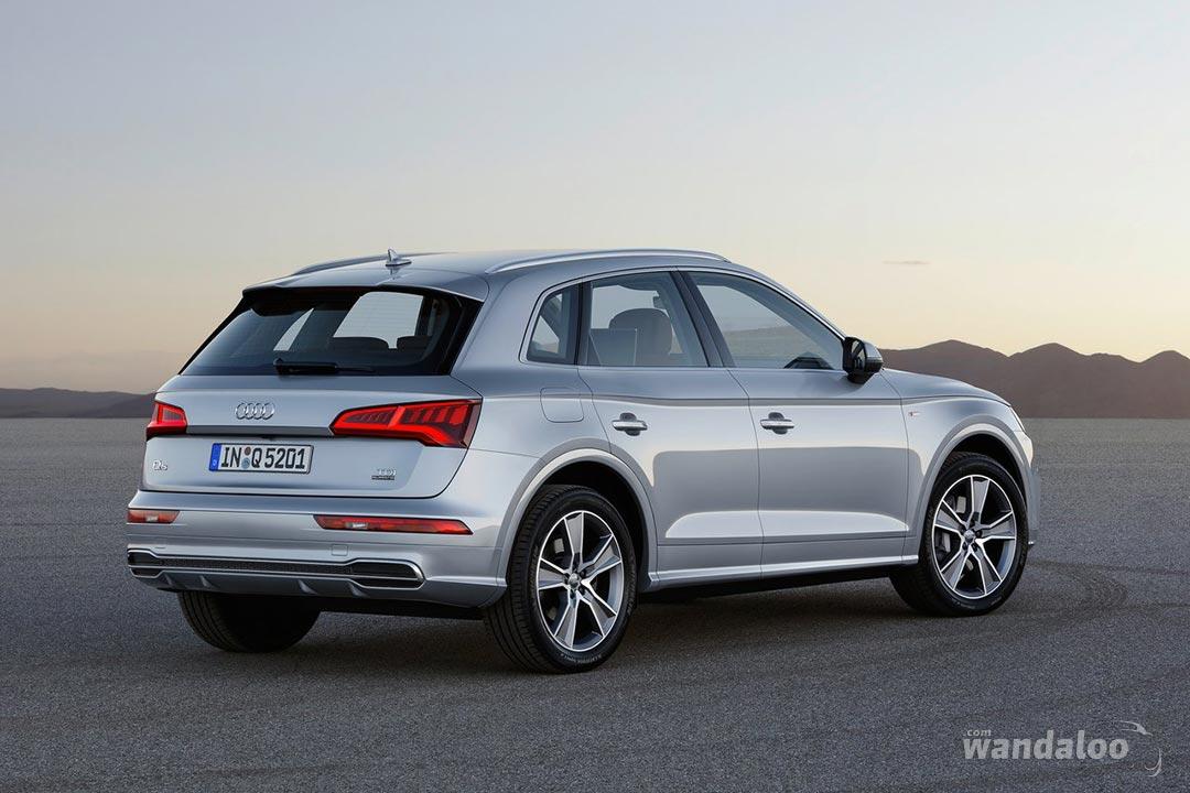 Audi Q5 En Photos Hd Wandaloo Com