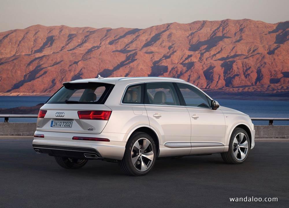 Audi Q7 En Photos Hd Wandaloo Com