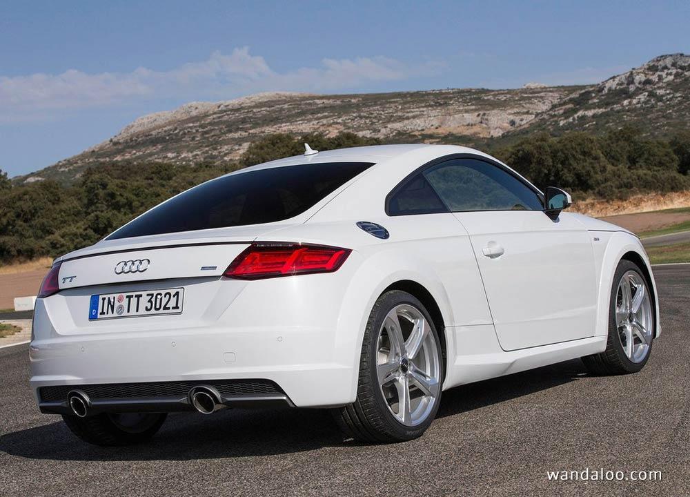 Audi Tt En Photos Hd Wandaloo Com