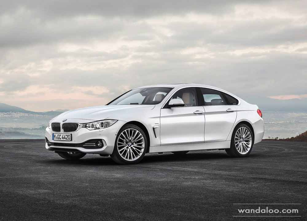 bmw s rie 4 gran coup photos bmw s rie 4 gran coup maroc. Black Bedroom Furniture Sets. Home Design Ideas
