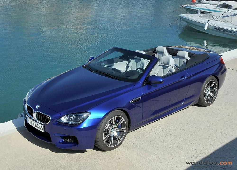 bmw s rie 6 cabriolet en photos hd. Black Bedroom Furniture Sets. Home Design Ideas