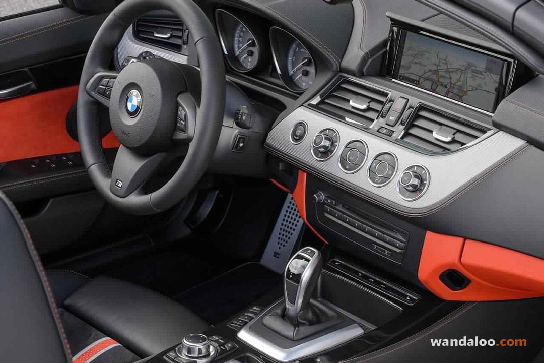Bmw Z4 Roadster En Photos Hd Wandaloo Com