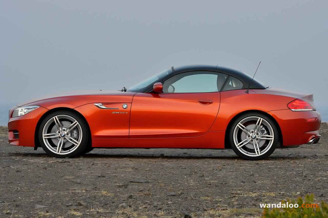 Bmw Z4 Roadster En Photos Hd Wandaloo Com