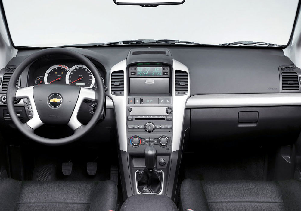 chevrolet captiva photos chevrolet captiva maroc. Black Bedroom Furniture Sets. Home Design Ideas