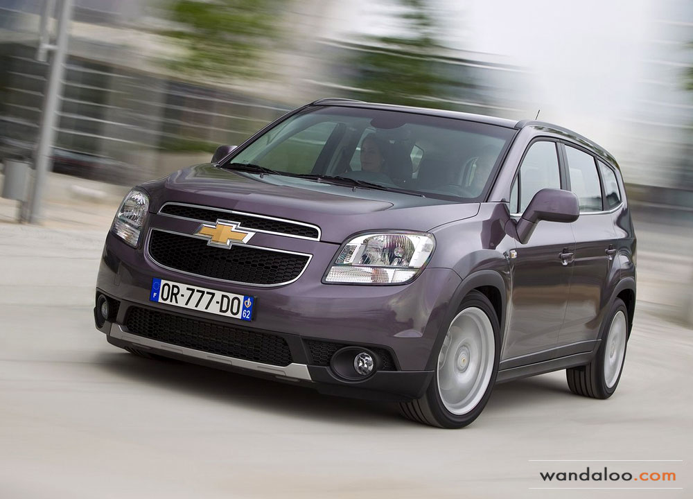 chevrolet orlando photos chevrolet orlando maroc. Black Bedroom Furniture Sets. Home Design Ideas