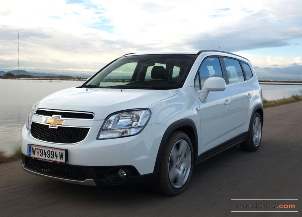 Chevrolet Orlando En Photos Hd Wandaloo Com