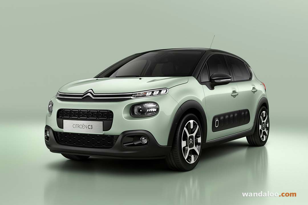 citroen c3 en photos hd. Black Bedroom Furniture Sets. Home Design Ideas
