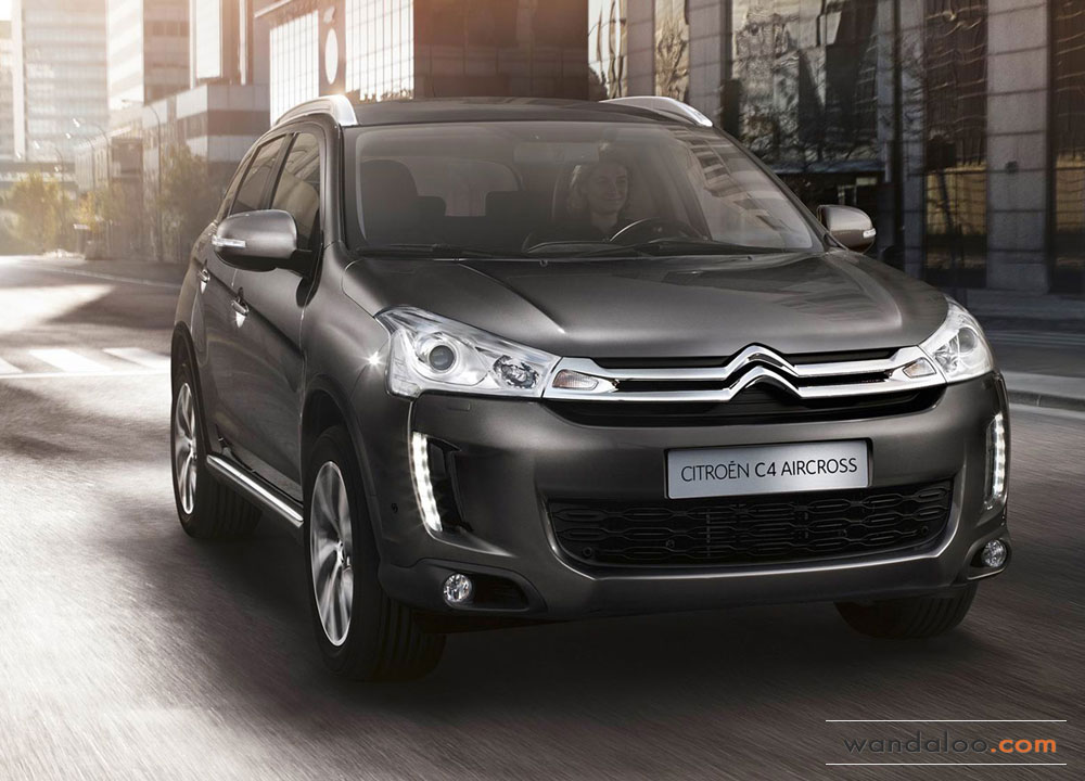 citroen c4 aircross en photos hd. Black Bedroom Furniture Sets. Home Design Ideas