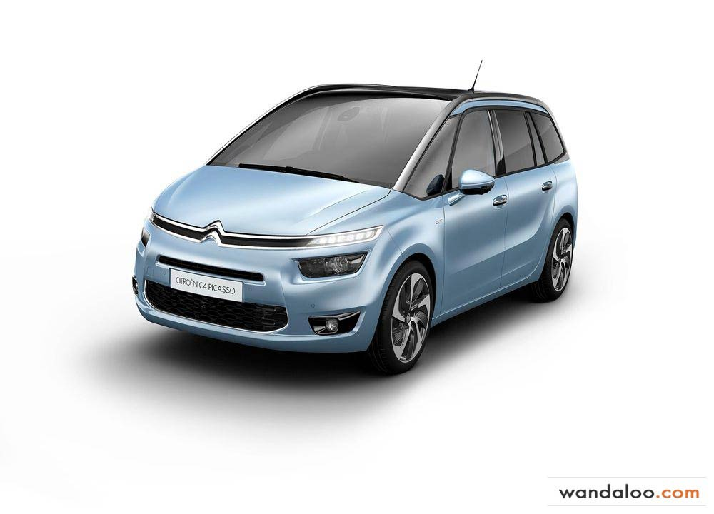 citroen c4 grand picasso en photos hd. Black Bedroom Furniture Sets. Home Design Ideas