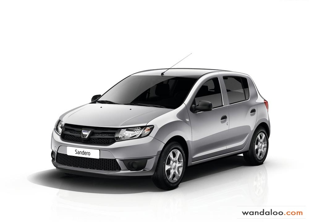 dacia sandero achat et vente de dacia sandero occasion. Black Bedroom Furniture Sets. Home Design Ideas