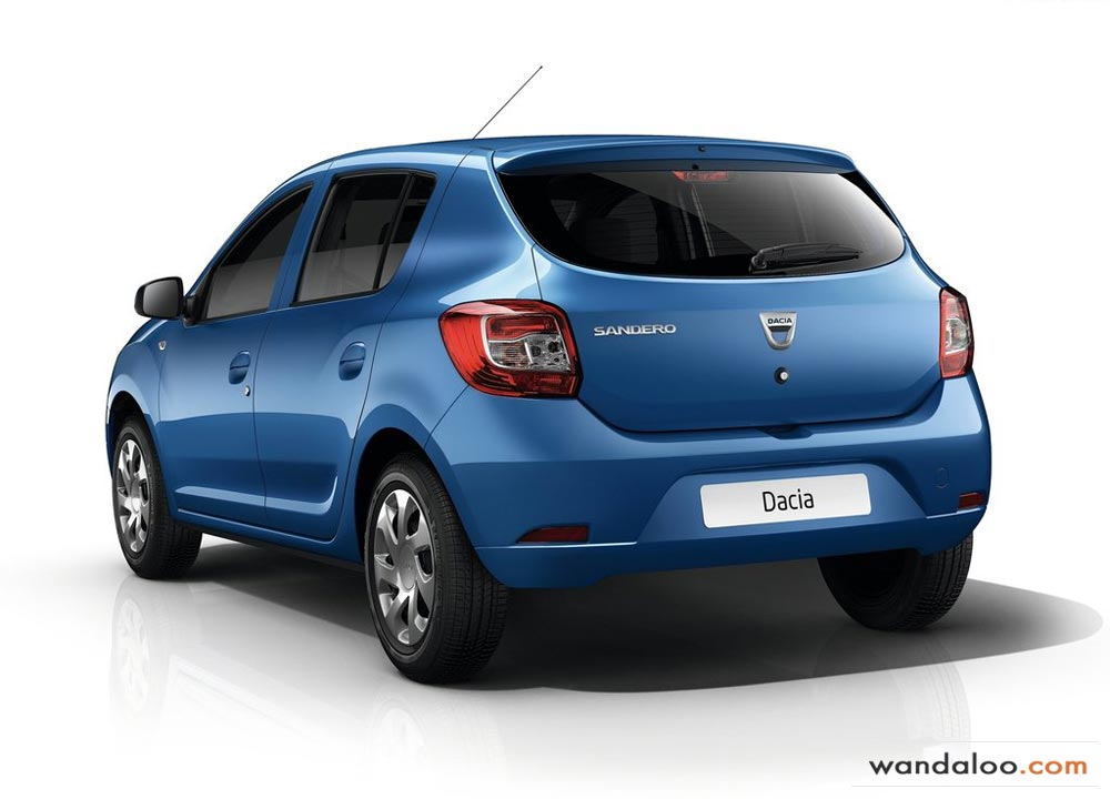 dacia sandero photos dacia sandero maroc. Black Bedroom Furniture Sets. Home Design Ideas
