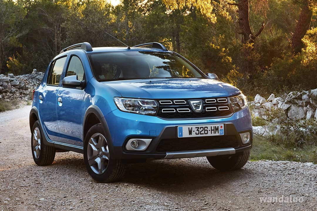 dacia sandero stepway avis. Black Bedroom Furniture Sets. Home Design Ideas