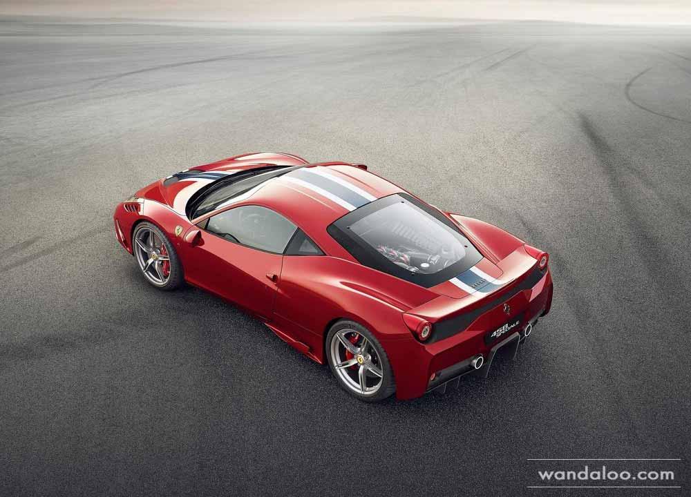 Ferrari 458 En Photos Hd Wandaloo Com