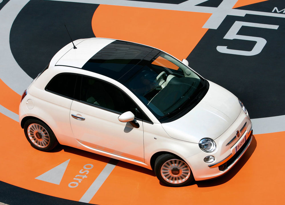 fiat 500 en photos hd. Black Bedroom Furniture Sets. Home Design Ideas