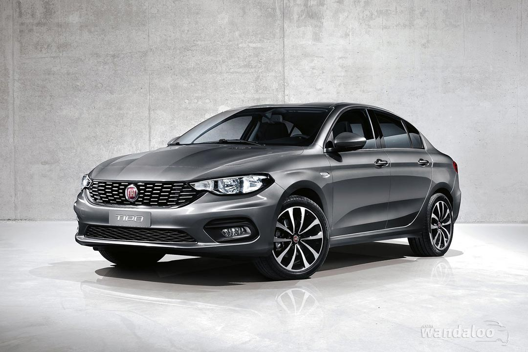 fiat tipo photos fiat tipo maroc. Black Bedroom Furniture Sets. Home Design Ideas