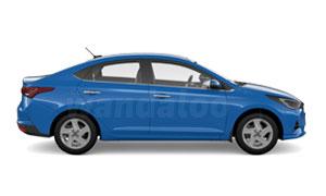 Hyundai Accent neuve au Maroc