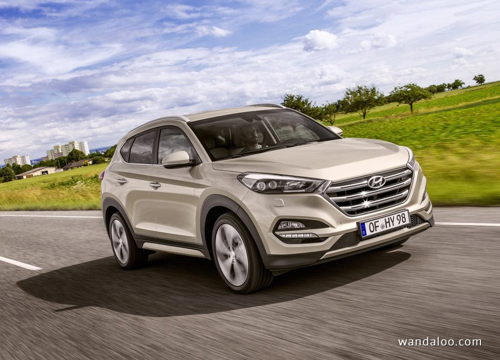 hyundai tucson en photos hd. Black Bedroom Furniture Sets. Home Design Ideas