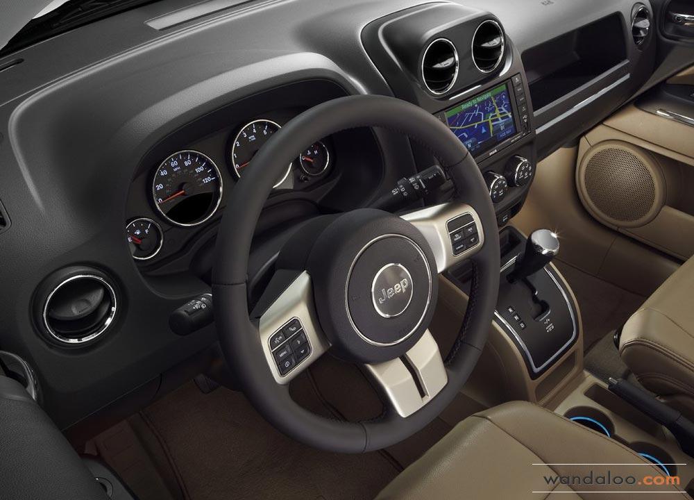 coffre jeep compass 2017