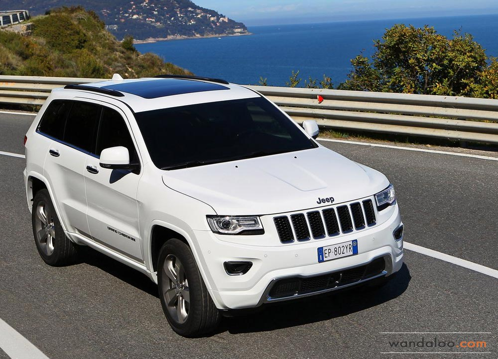 jeep grand cherokee en photos hd. Black Bedroom Furniture Sets. Home Design Ideas