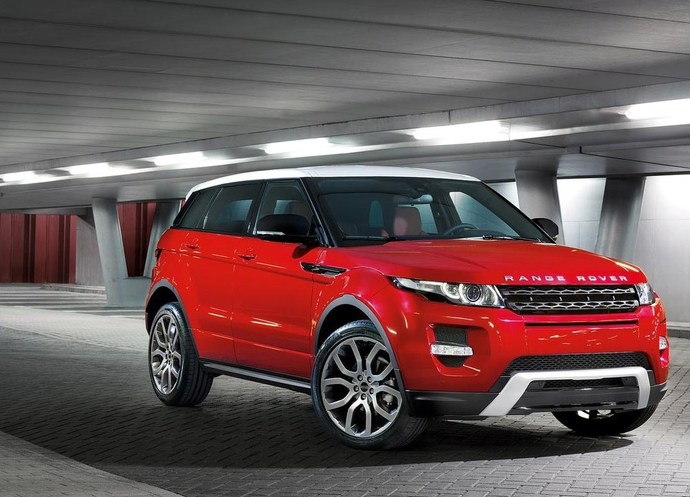 land rover evoque en photos hd. Black Bedroom Furniture Sets. Home Design Ideas